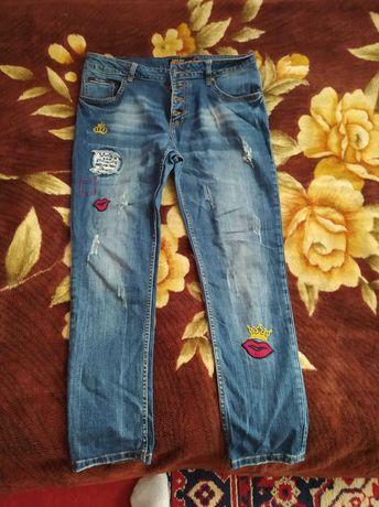 Продам джинси б/у