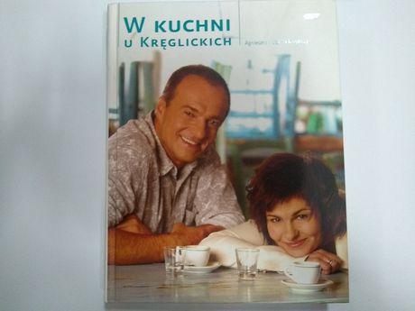 W kuchni u Kręglickich Agnieszka i Marcin Kręgliccy
