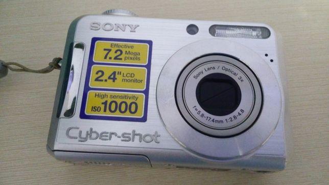 Фотоаппарат цифровой SONY DSC-S 700