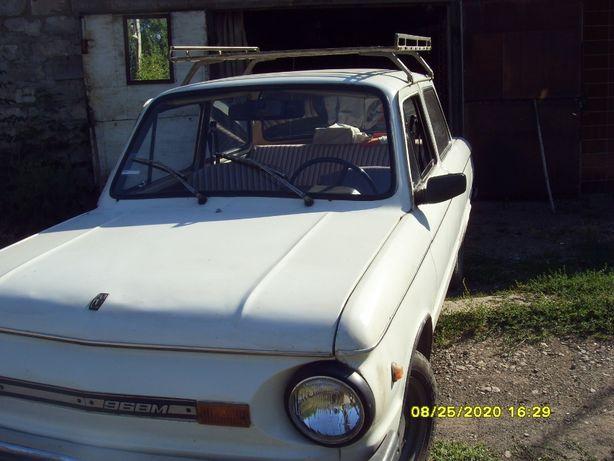Продам автомобиль ЗАЗ 968М