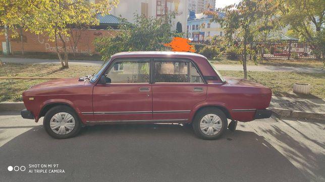 Продам ВАЗ 2107 своя