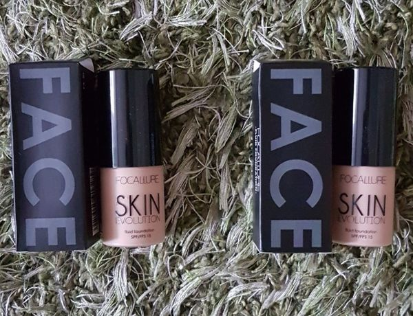FOCALLURE Makeup Face Foundation Liquid