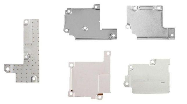 Chapa de protecção do conector do LCD para iPhone 5S/ 6/ 6S/ 7/ 7 Plus