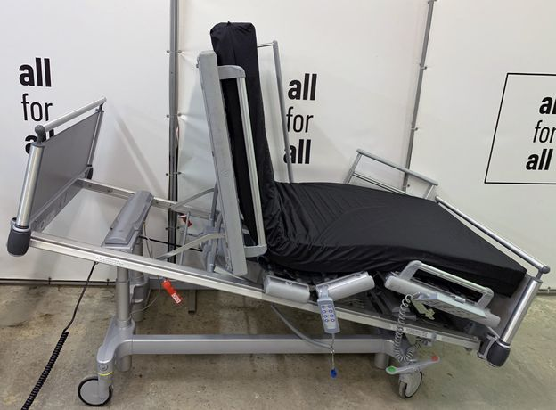 Медичне ліжко електричне, багатофункціональне