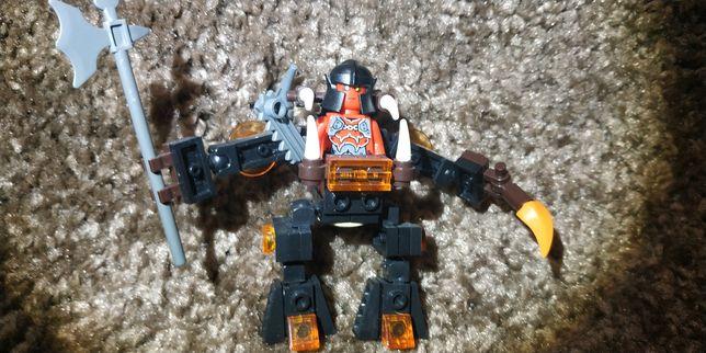 Лего nexo knights злодей робот