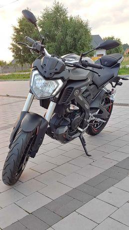 Yamaha MT125 sprzedam