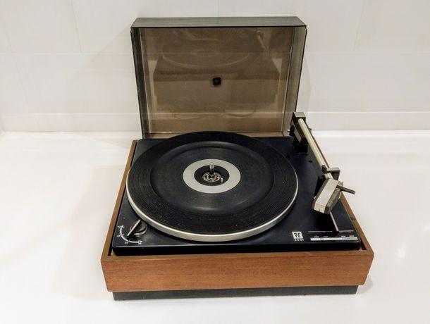 Gramofon PE perpetuum - ebner 2001 vintage HiFi retro stereo 1969r