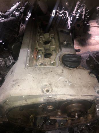 Продам головку блока двигуна гбц мерседес с 203 1.8 блок мотора двигун