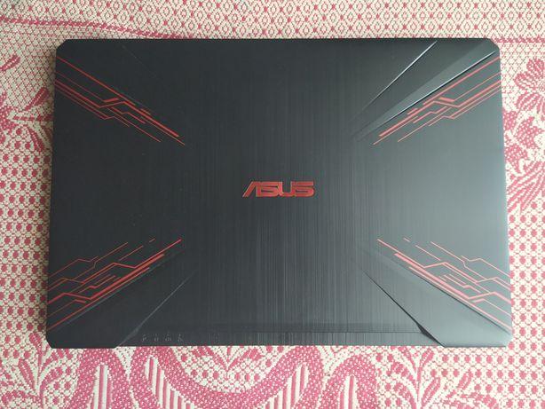 Продам игровой ноутбук ASUS TUF gaming FX 504gd