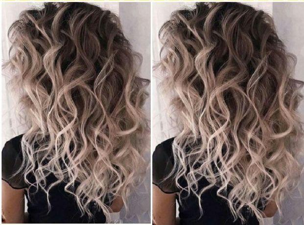 Окрашивание волос Matrix. Осветление, тонирование, Балаяж Омбре Шатуш