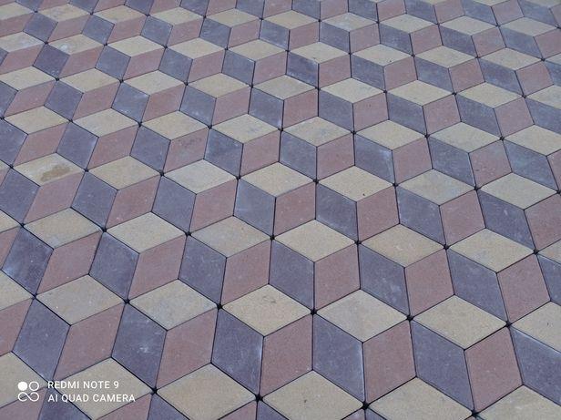 Укладка тротуарної плитки Ходосівка