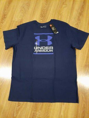 Koszulka Under Armour GL Foundation SS rozmiar XXL