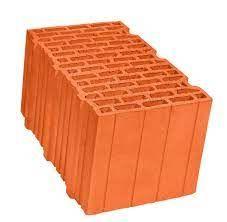 pustak ceramiczny TERMOton P+W 38 ceramika λequ [W/(mK)] 0,151 ciepły