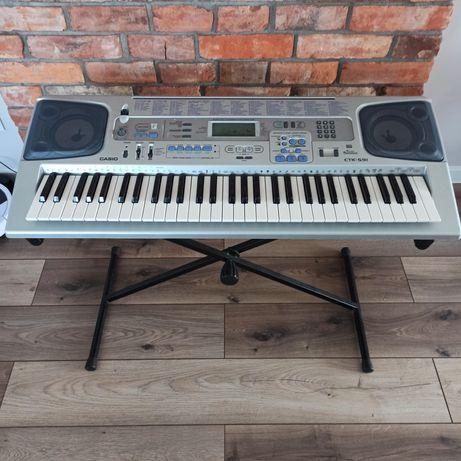 Sprzedam keyboard Casio ctk391