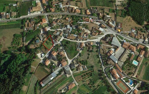 Terreno urbano em Conqueiros, Leiria