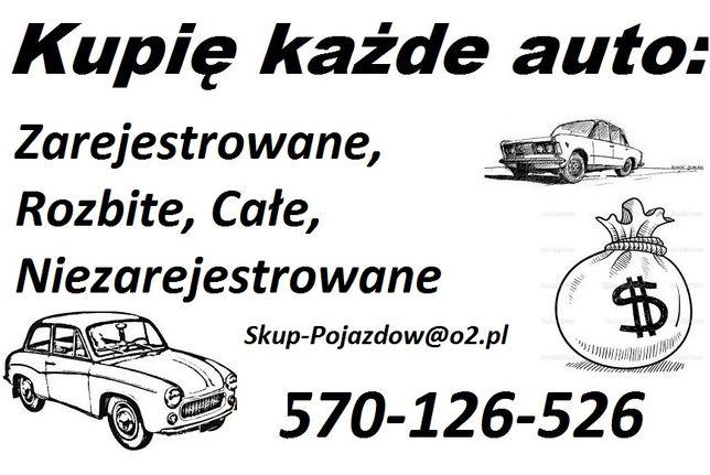 Skup Aut Osobowych, Motocykli i Przyczep