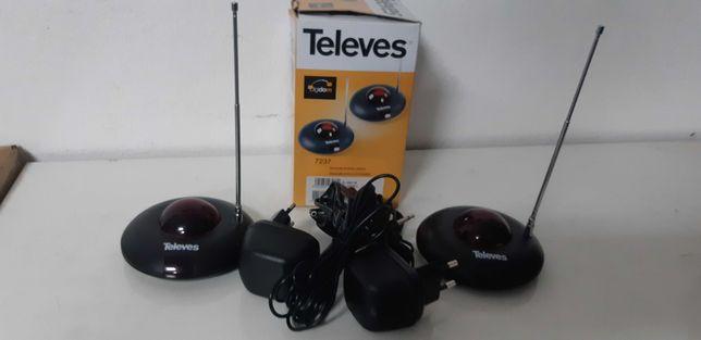 Prolongador de Comando à distância TELEVES