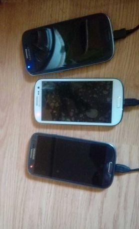Samsung galaxy S lll-cena 120zl za 3 sztuki