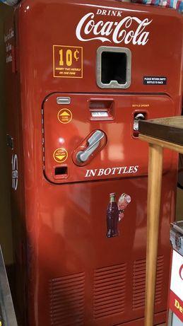 Vendolator. Coca cola.