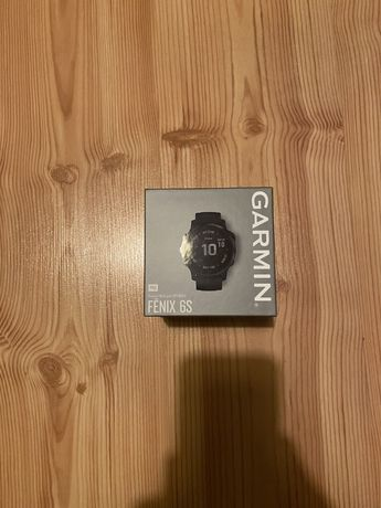 Zegarek sportowy z GPS GARMIN Fenix 6S Pro 42mm