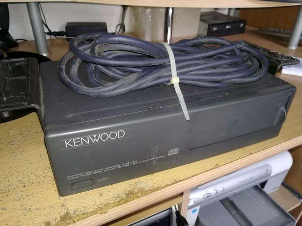 Caixa de CDS kenwood