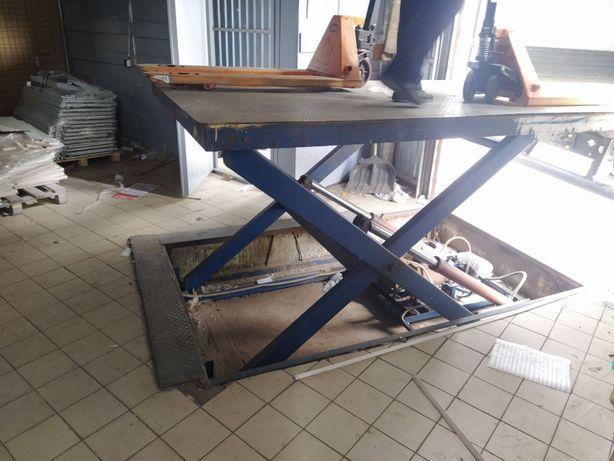 Гидравлический стол Ножничный подъемный стол,