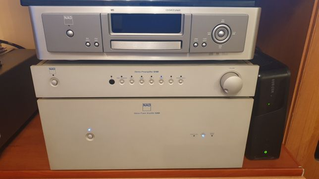 Nad S 100 + S 200