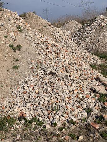 Kruszywo betonowe 1400ton