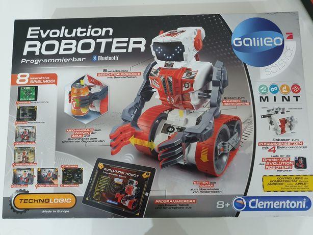 Zestaw do złożenia Clementoni Galileo Evolution Roboter