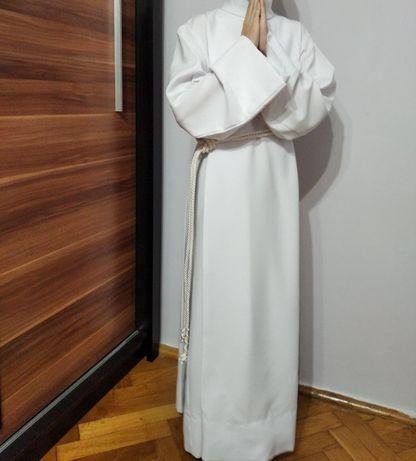 Alba komunijna chlopięca+ białe spodnie