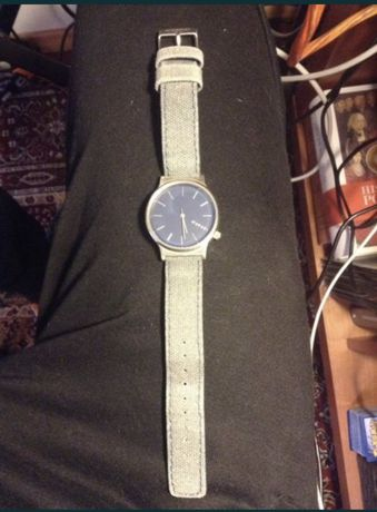 Relógio Komono azul