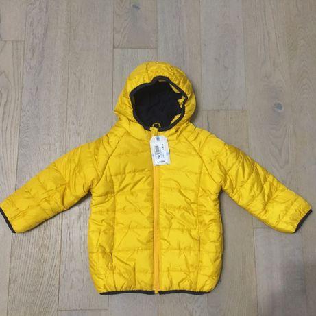 Нова куртка Crafted 4 - 5 р. ріст 104 - 110 см. деми