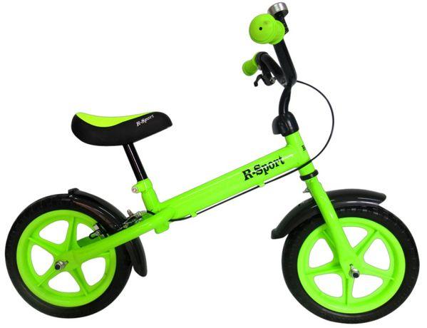 Rowerek biegowy R9 R-Sport 12'' hamulec, dzwonek,
