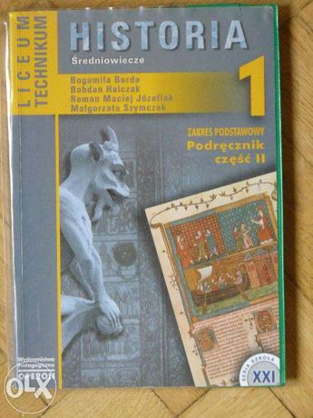 Historia średniowiecze 1 poziom podstawowy cz.2