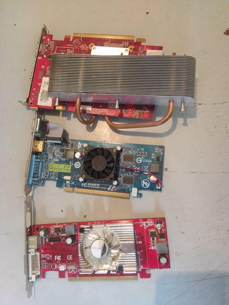 Видеокарта 8600gt gv-r4350c-512i відеокарта
