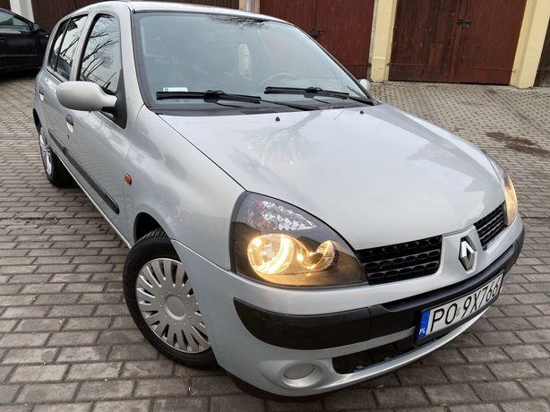 Renault Clio IIFL 1.2 Benzynka Automat - Klimatronic - 5Drzwi - Okazja