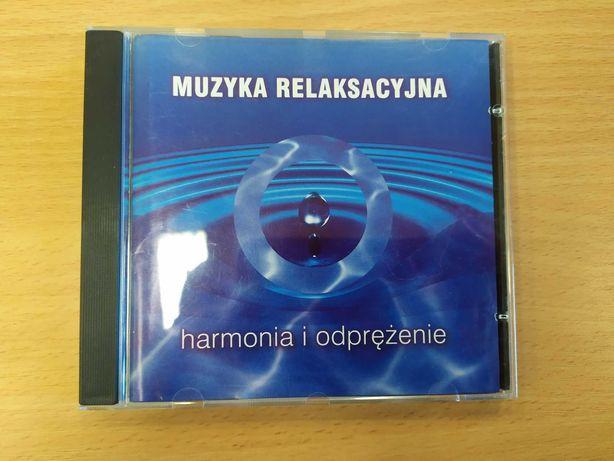 Muzyka Relaksacyjna  - Harmonia i Odprężenie ( CD )