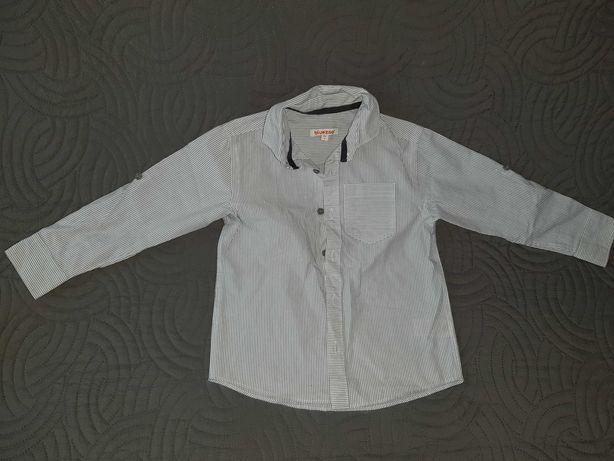 Koszula + spodnie 104