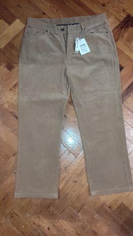Штаны вельветовые новые, 54 размер итальянские Италия