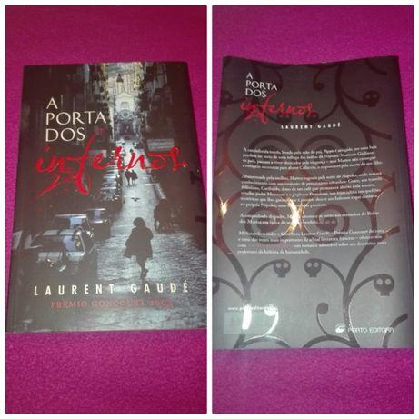 """Livro """"A Porta dos Infernos"""""""