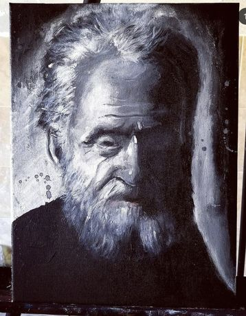 Pintura de Qiao Xi