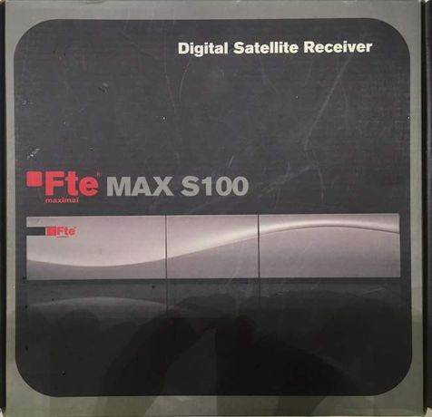Receptor satélite FTE MAX S100 natal
