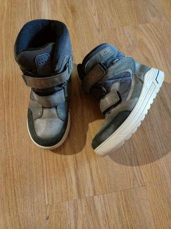 Зимний ботинки Ecco р.32 сапожки чоботи зимові