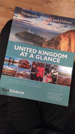 Książka o Wielkiej Brytanii+ zadania