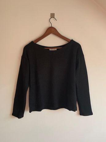 Sweter bluzka czarna Emilie Atelier Emilie