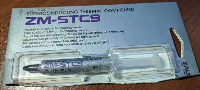 Термопаста Zalman ZM-STC9