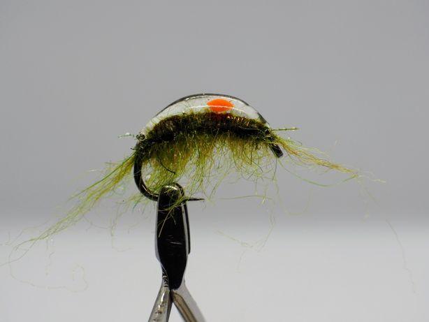 Sztuczne muchy, kiełż Gammarus / Shrimp