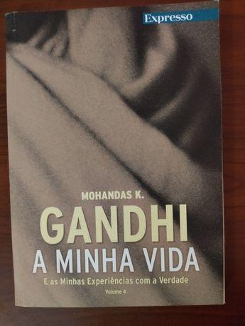 Gandhi-A minha vida e as minhas experiências com a verdade