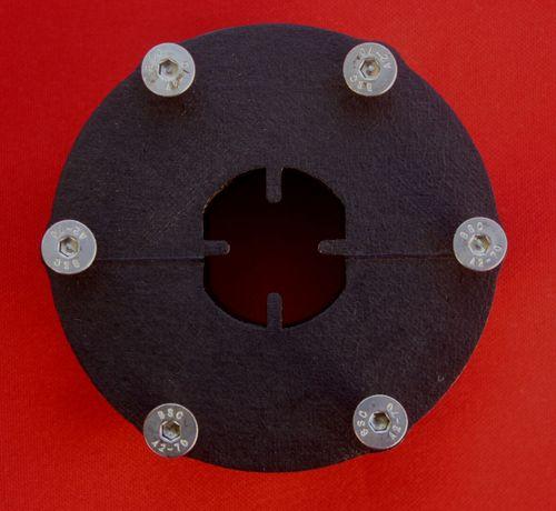 Adaptador Thrustmaster TMX/T150 74mm