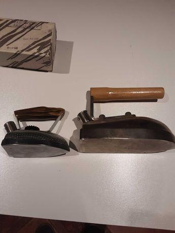 Stare żelazka do kolekcji